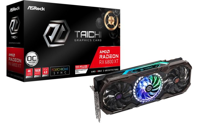 Asrock Reports Weakening GPU Demand, Lower Prices as Cryptocurrency Drops Off