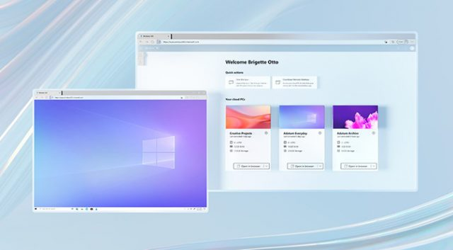 Microsoft Brings Windows to the Cloud With Windows 365
